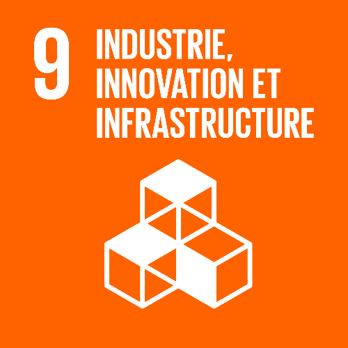#9 - Industrie, innovation et infrastructure