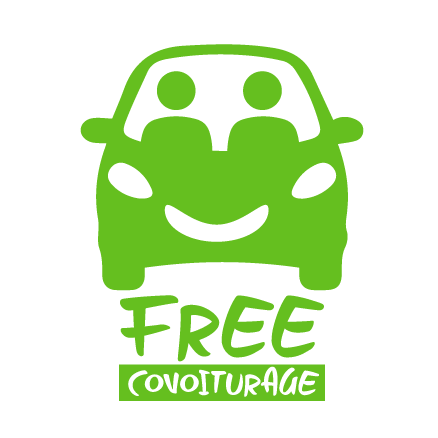 Free covoiturage